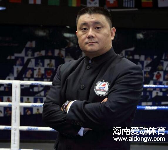 """拳击成为全民健身运动最佳""""排压口""""  卢宗乾:让快乐拳击深入人心"""
