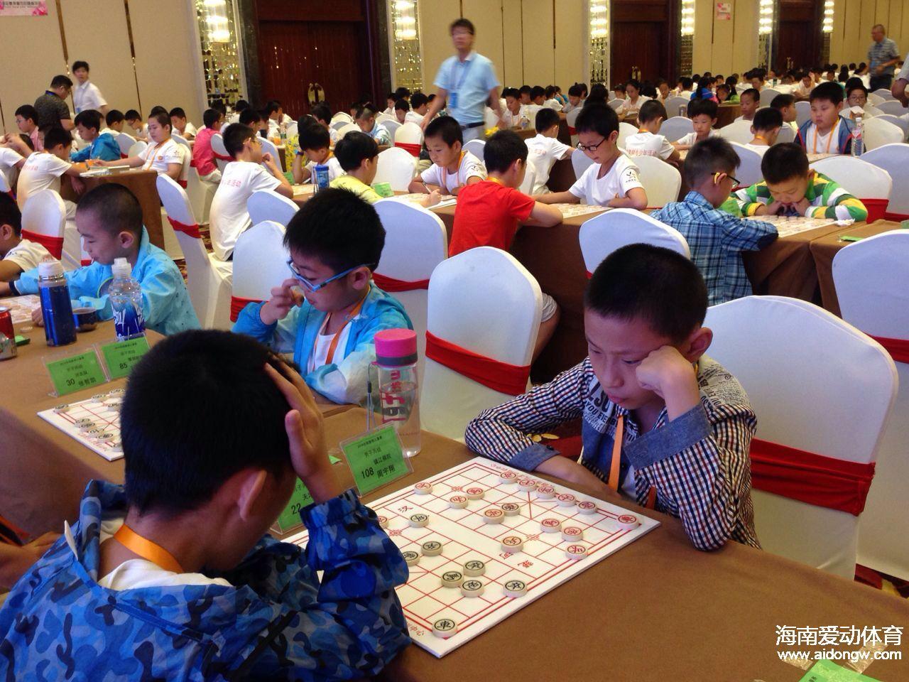 2016年海南省全民健身运动会象棋棋王棋后赛8月28日海口开战
