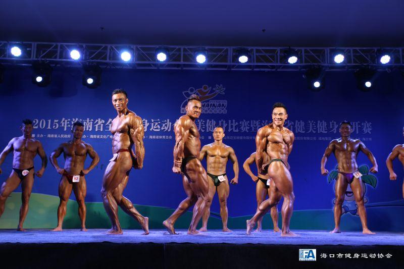 """""""澳瑞特杯""""2016年海南省健美锦标赛9月3日开赛  比赛设四大项17个小项"""