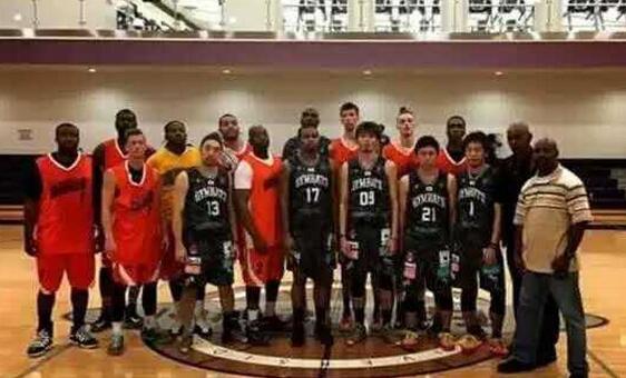 海南省第一届篮球精英赛暨国际篮球挑战赛10月25日打响 扫爱动体育