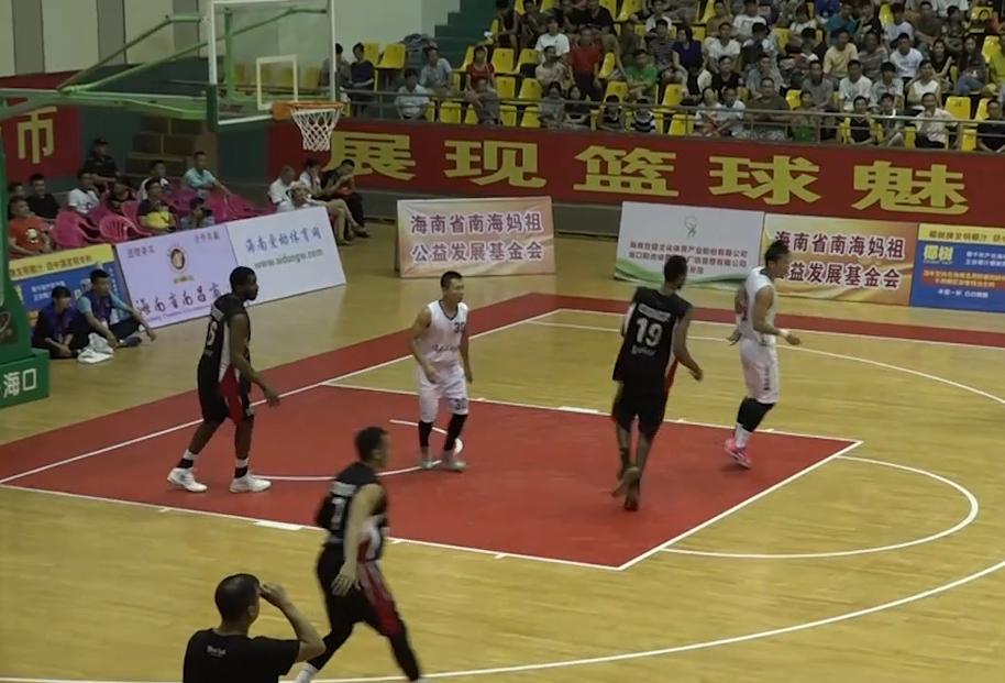 【比赛录像】男子篮球囯际挑战赛古巴国家队85:65海医二附院