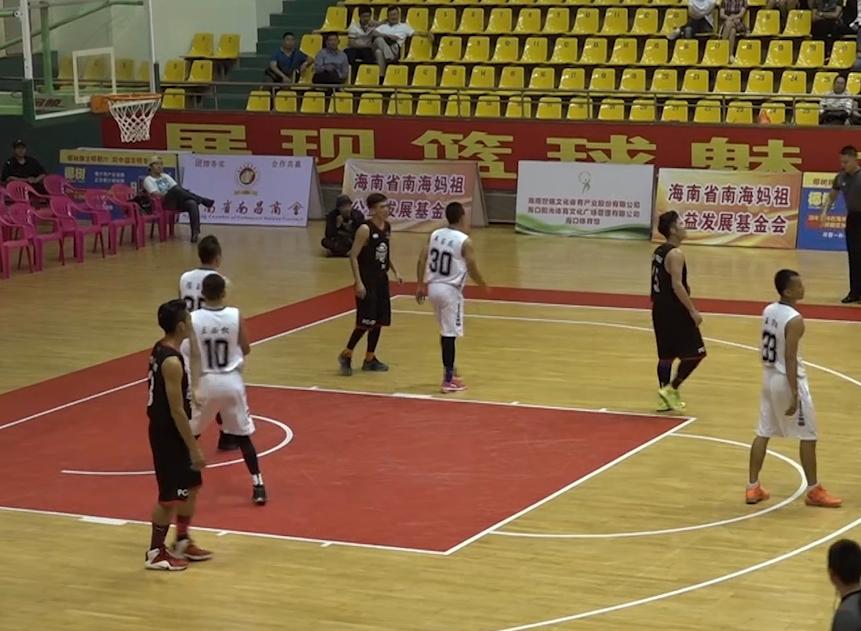 【比赛录像】男子篮球囯际挑战赛三四名比赛海医二附院104:46华盛和平