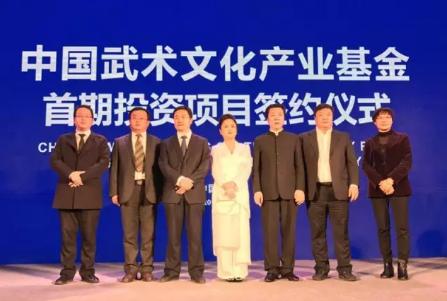 中国武术文化产业基金落地  定安将建环球功夫小镇