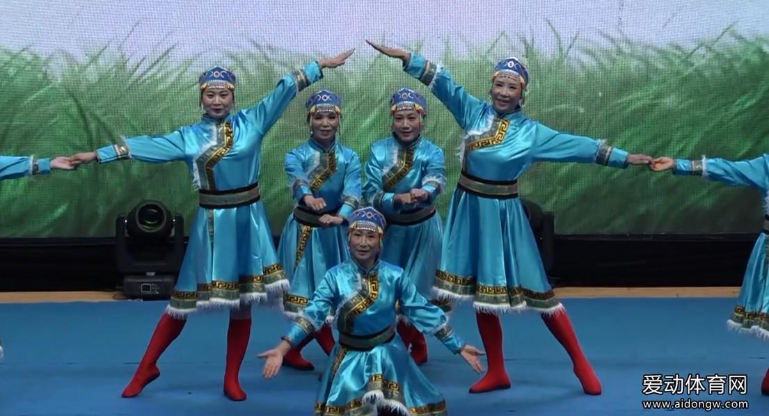 【广场舞】陕西省西安市杨凌示范区代表队