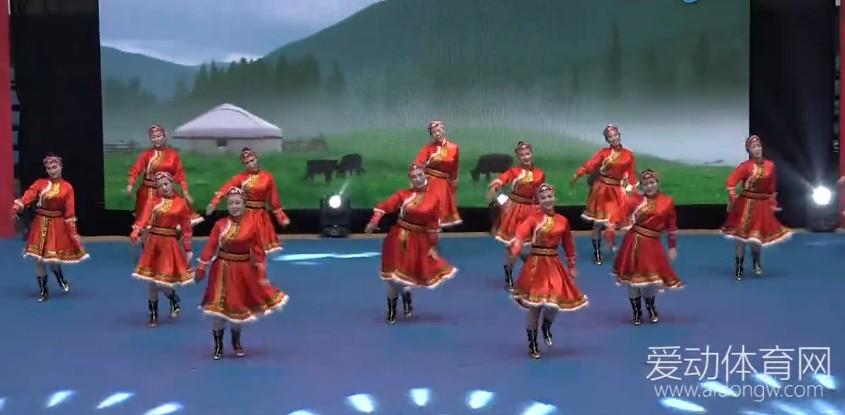 【广场舞】河北省邯郸市肥乡区代表队