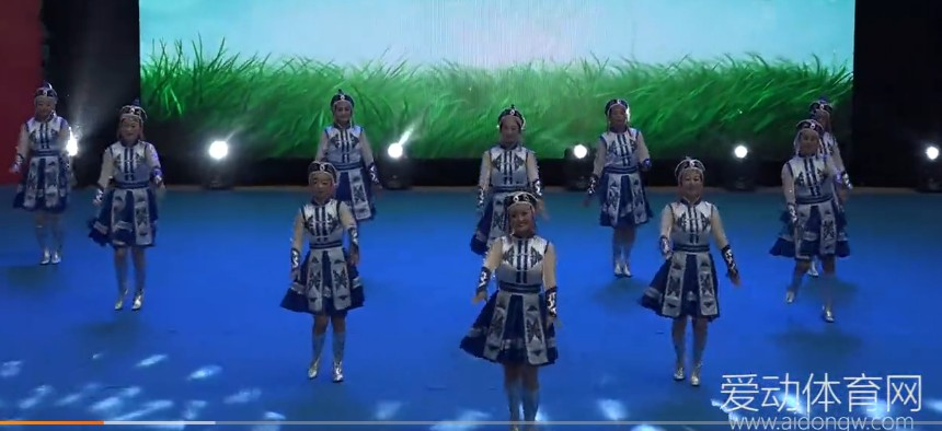 【广场舞】江苏省连云港市东海县社会体育指导员协会
