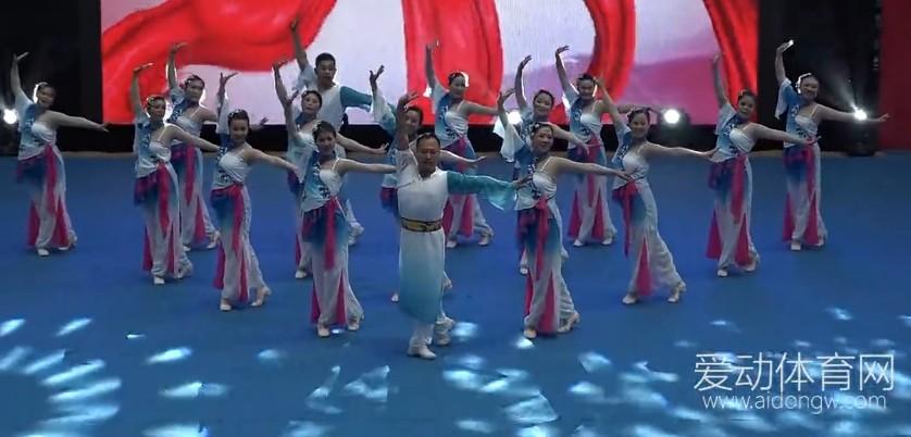 【广场舞】江苏省连云港市东海县文化馆健身操协会