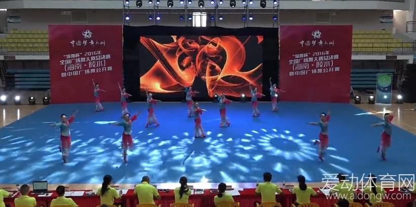 【广场舞】云南省红河州屏边县全民健身中老年艺术团