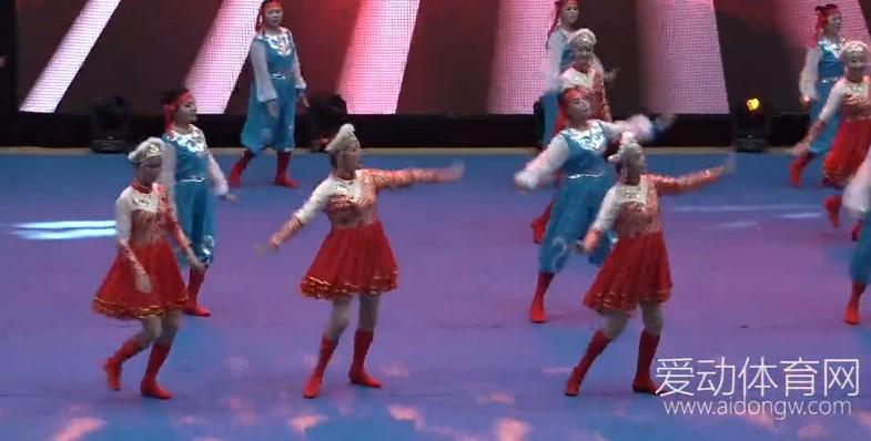 【广场舞】陕西省西安市西仪环南路舞导队