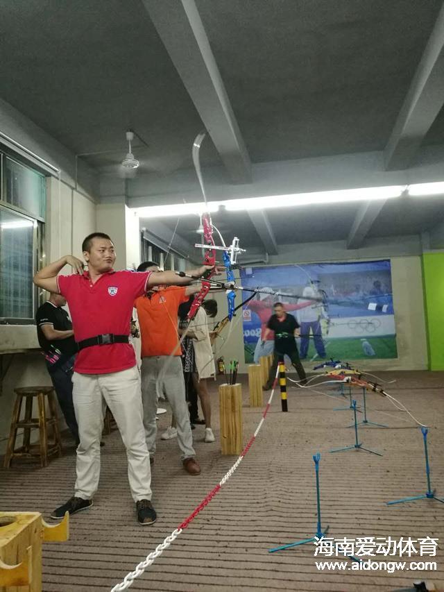 2016年海南全民健身运动射箭公开赛12月10日开赛 促进射箭文化发展