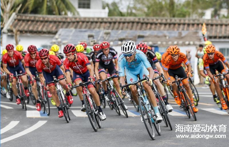 环岛自行车赛获评最具影响力职业自行车赛事