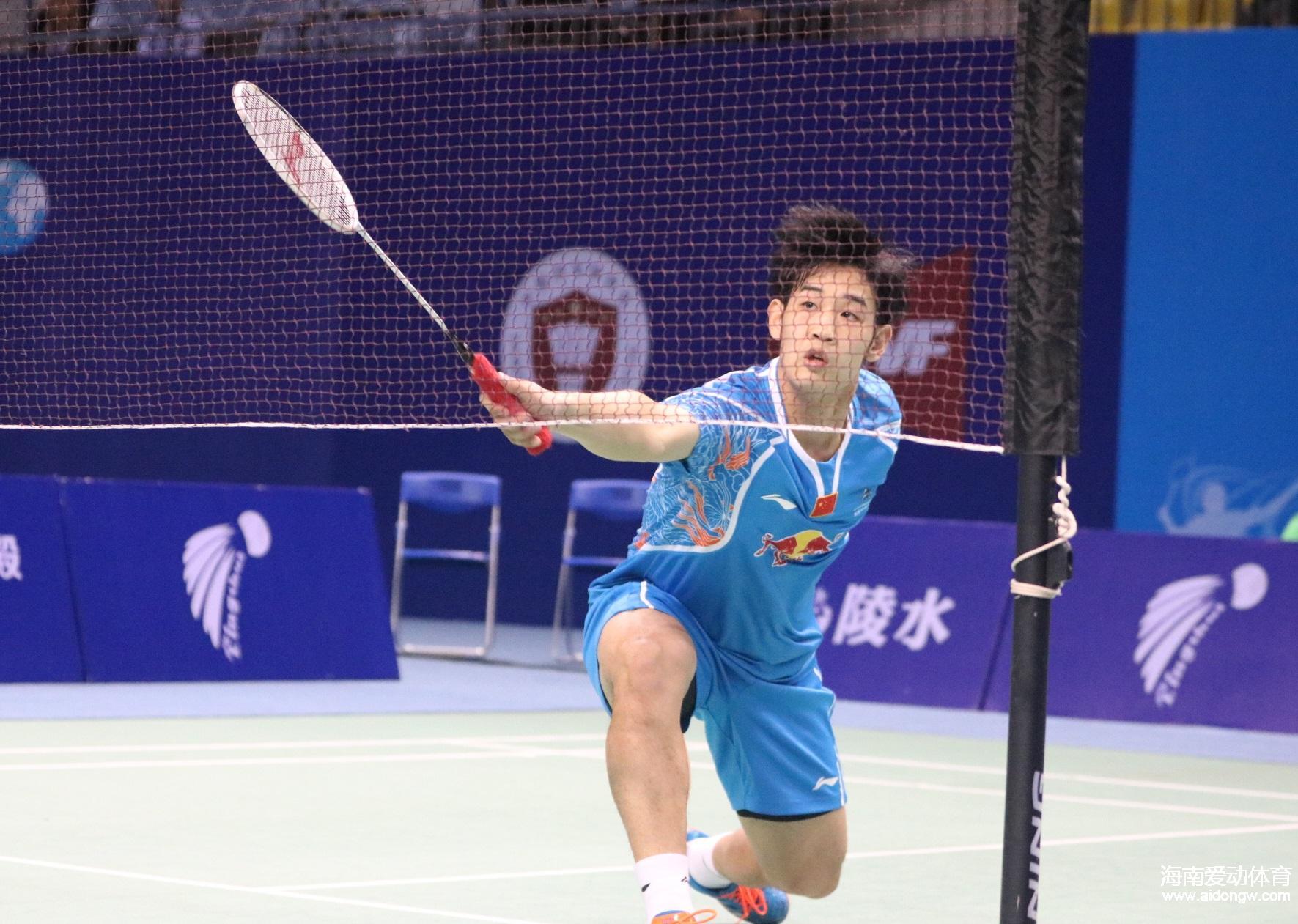 2017中国(陵水)国际羽毛球挑战赛圆满落幕 中国队揽获3项冠军