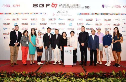 2017年SGF67世界女子锦标赛今日开赛   张维维力争进前十