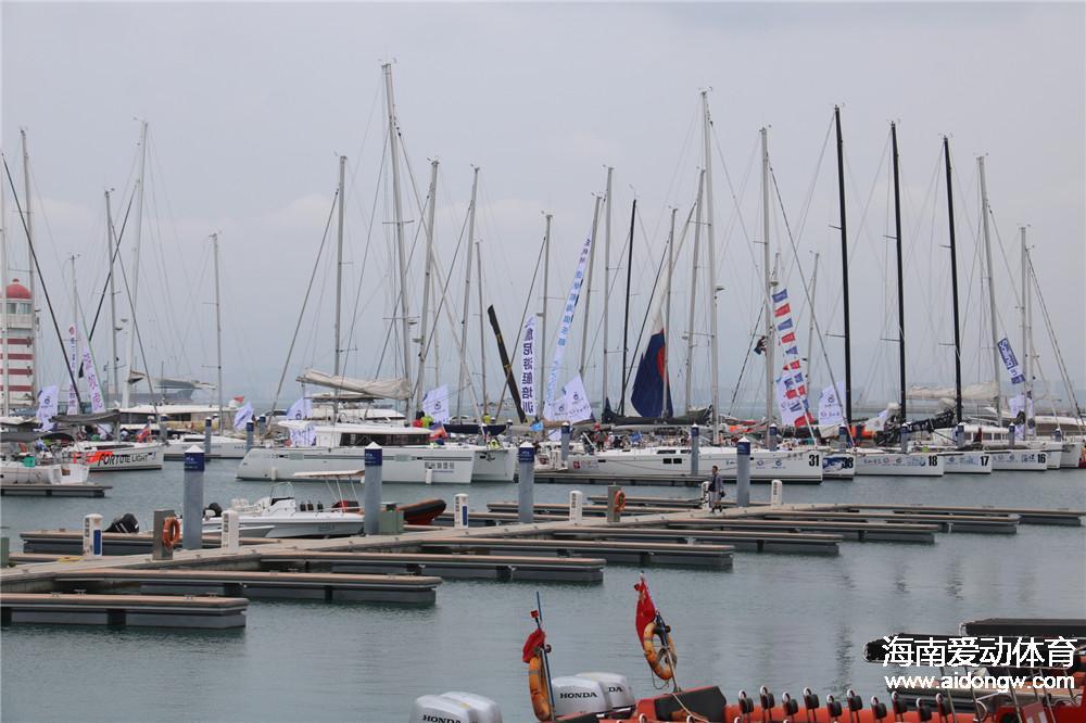 2017第八届海帆赛明日开赛 首度开启环岛直播|海南姑娘曾雪娇率女子战队出海