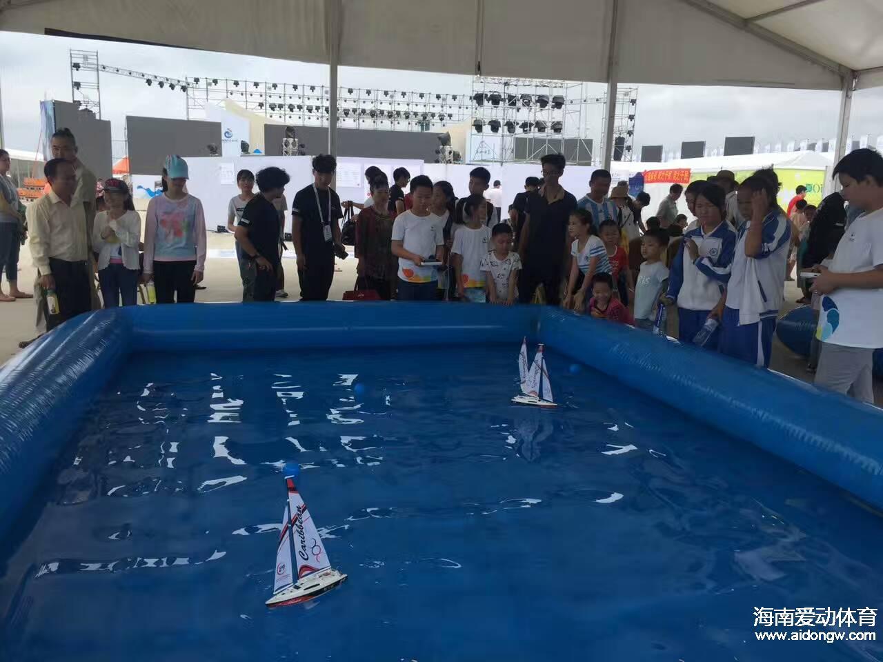 海帆赛:高水平赛事带动当地全民健身运动开展