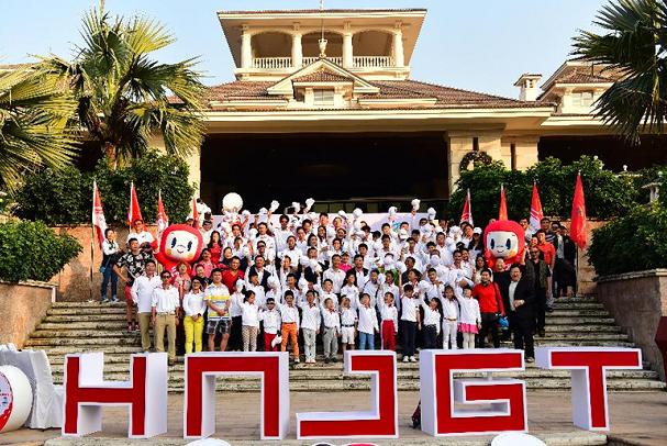 海南省青巡赛:培养更多本土青少年高尔夫球爱好者