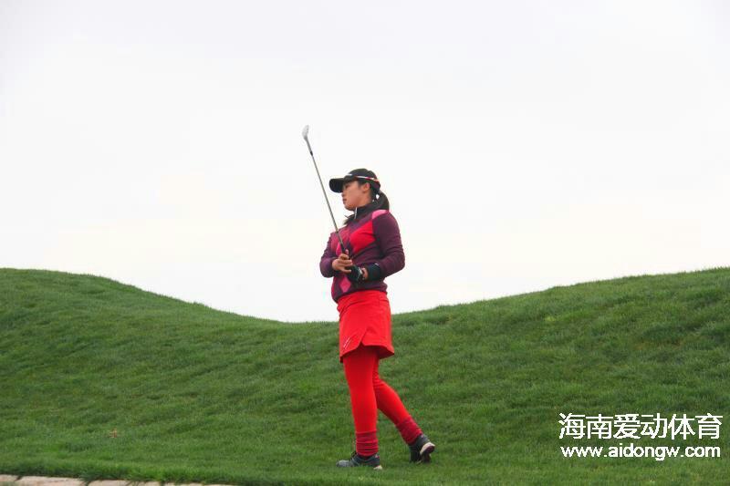 2017年国家业余高尔夫球女子集训队选拔赛昆明收杆  海南球手张玥入选国家业余高球队