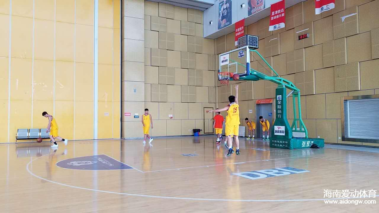 全运会篮球预赛:海南不敌吉林 吴星锐全场最高31分