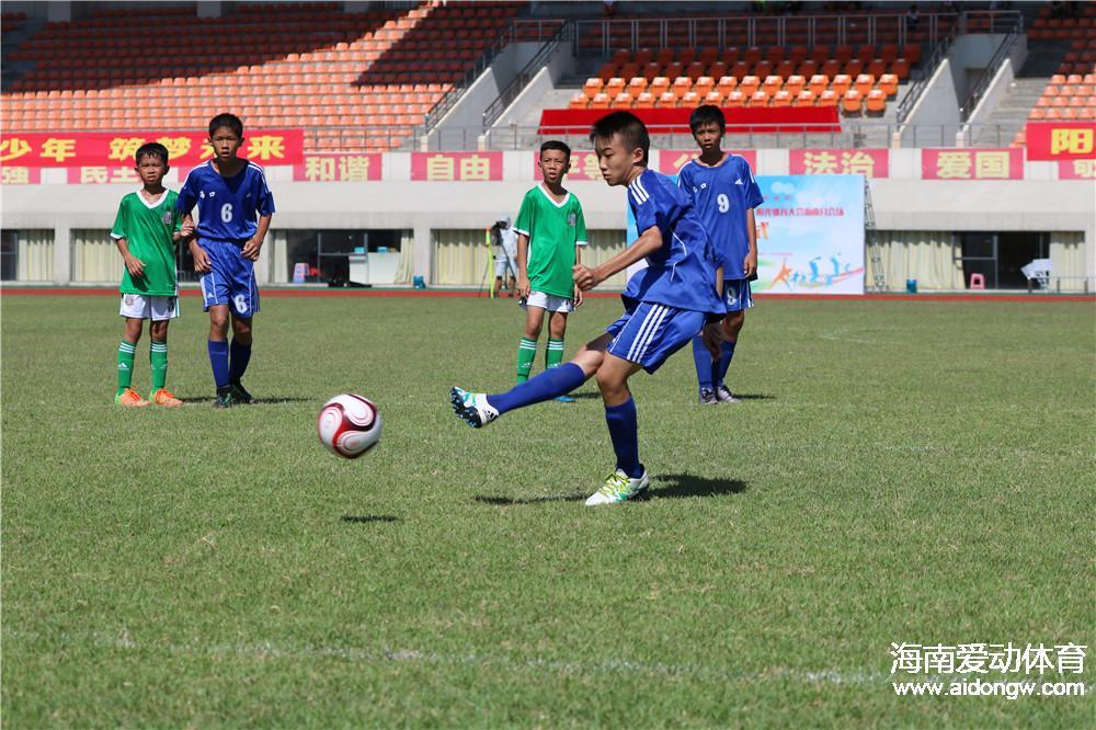 海南省足协青少年足球锦标赛4月15日开赛