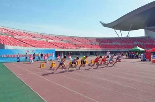 2017年全国少年(U18)田径锦标赛开赛  海南选手勇夺一金一铜
