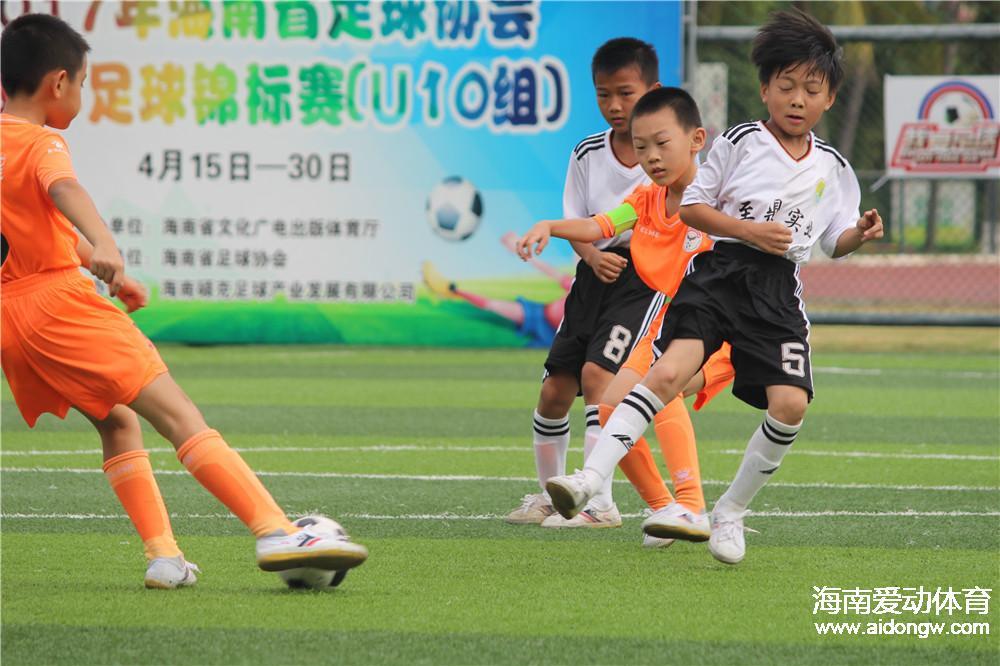 """海南省U10足球赛收官 家长感言""""五一""""过得意义大"""