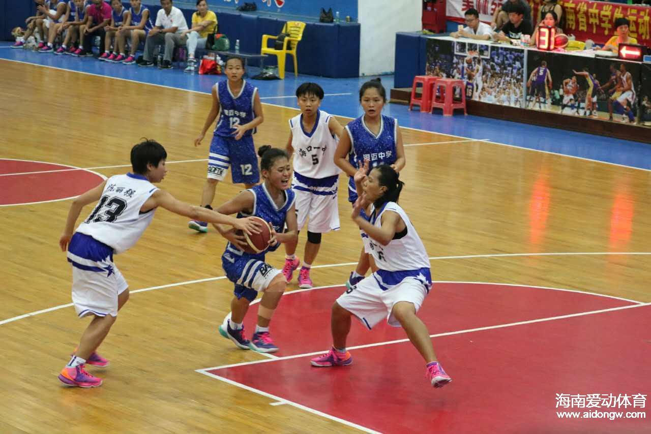 省中学生运动会篮球赛落幕  3000多名球迷网友在线观看决赛直播