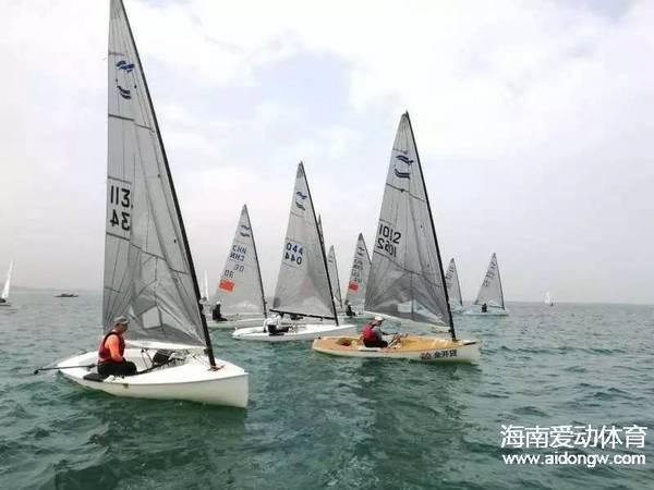 全运会帆船帆板预赛落幕 海南帆板帆船队获得10张决赛门票