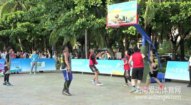 【集锦】2016全民健身三对三篮球联赛