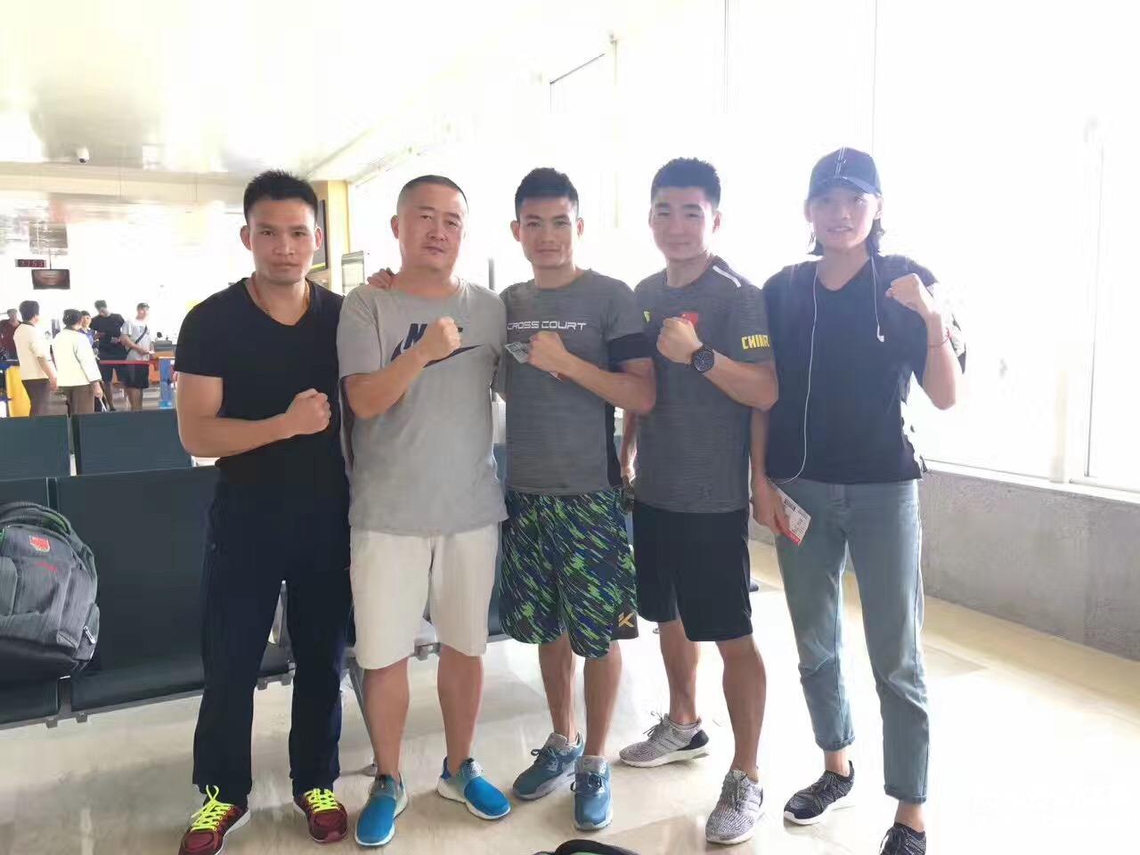 第十三届全运会拳击项目决赛今日开打 海南4名拳手出战