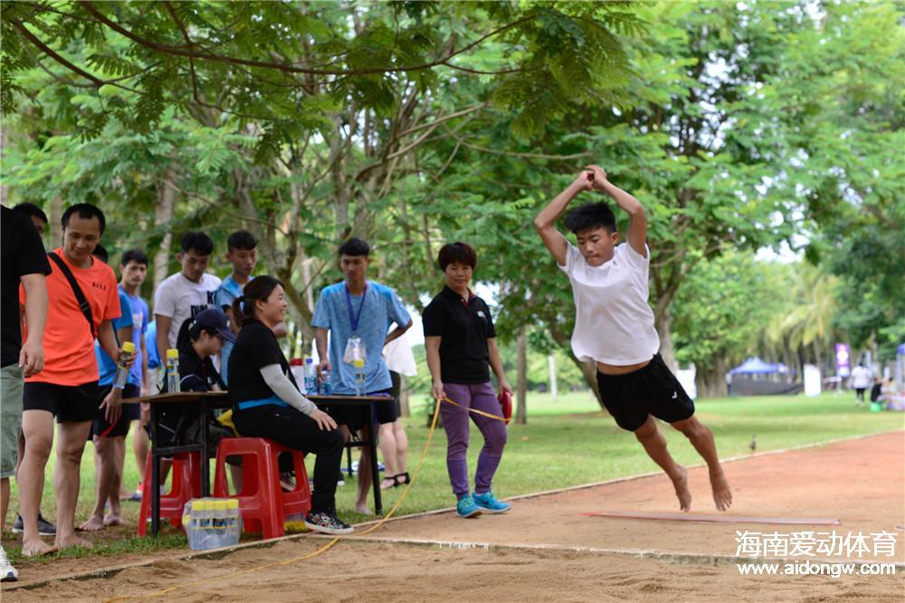【图集】2017海南省全民健身运动会比赛现场 刺激!各路高手都来了