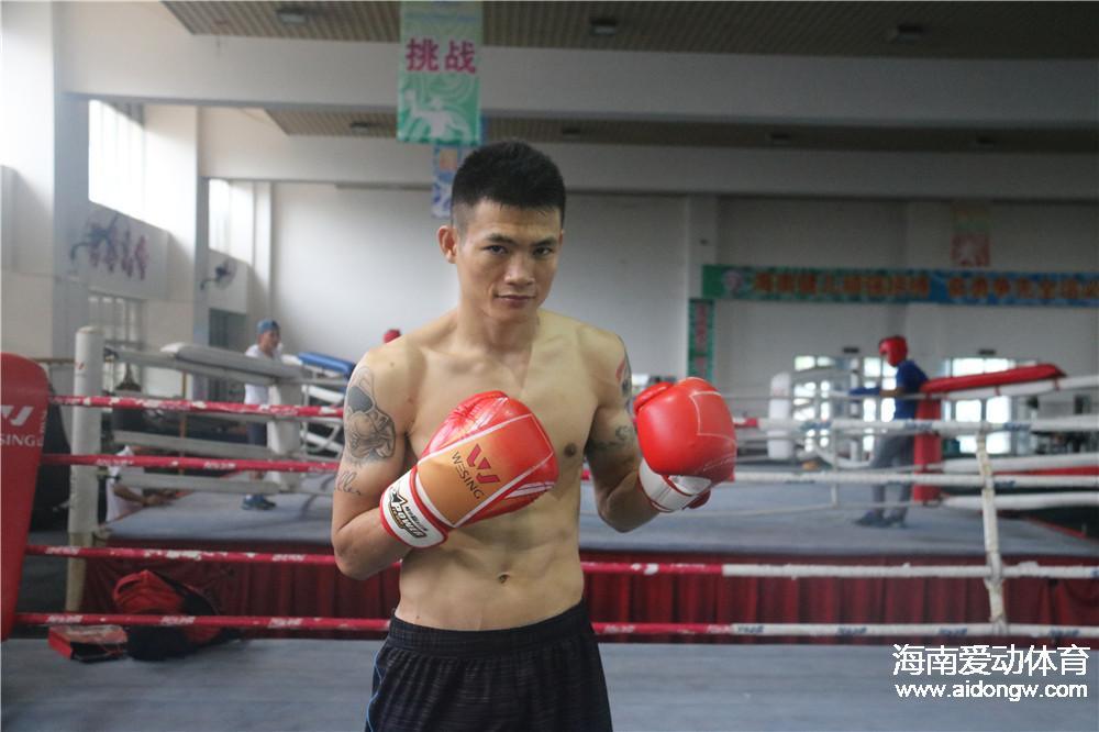 麦清贤4:1胜常勇闯进全运会拳击男子52公斤级决赛