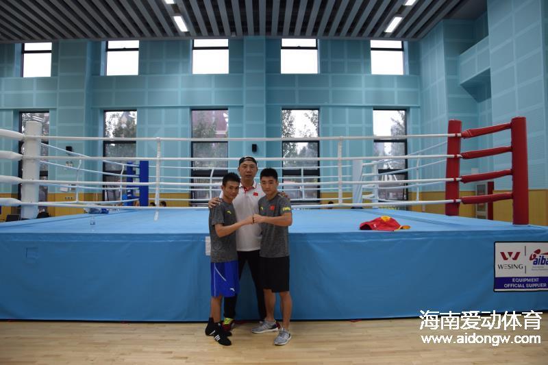 第十三届全运会拳击项目结束 海南队收获两枚银牌