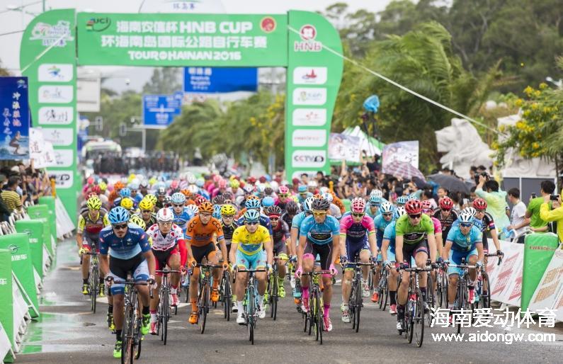 环岛自行车赛10月28日开赛   赛道再升级新增6个爬坡点