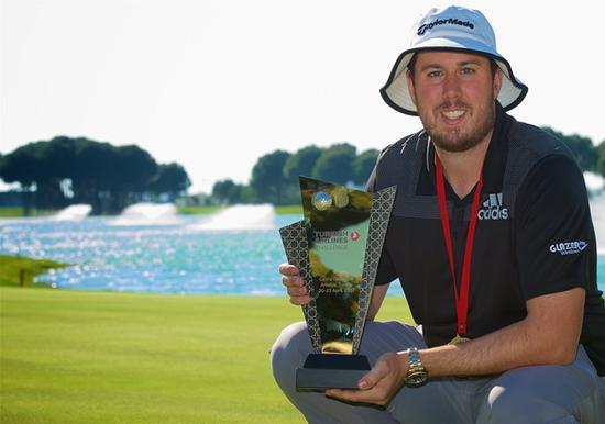 2017海南高尔夫球公开赛暨欧巡挑战赛开杆 总奖金35万美元