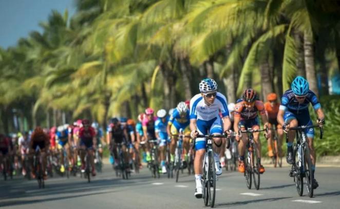 """""""碧桂园杯""""2017第十二届环海南岛国际公路自行车赛3D路线图正式发布啦!"""