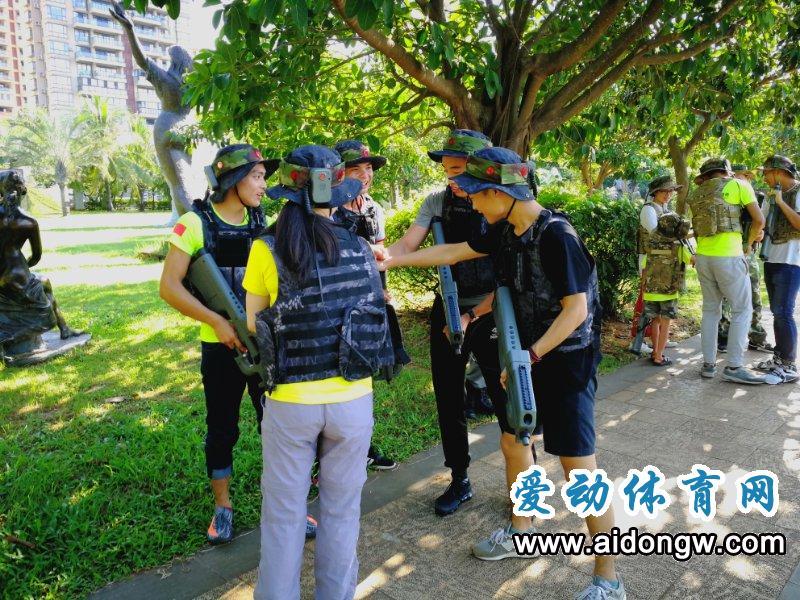 2017海南省青少年定向及野战运动公开赛28日开幕 500名参赛选手将展开角逐