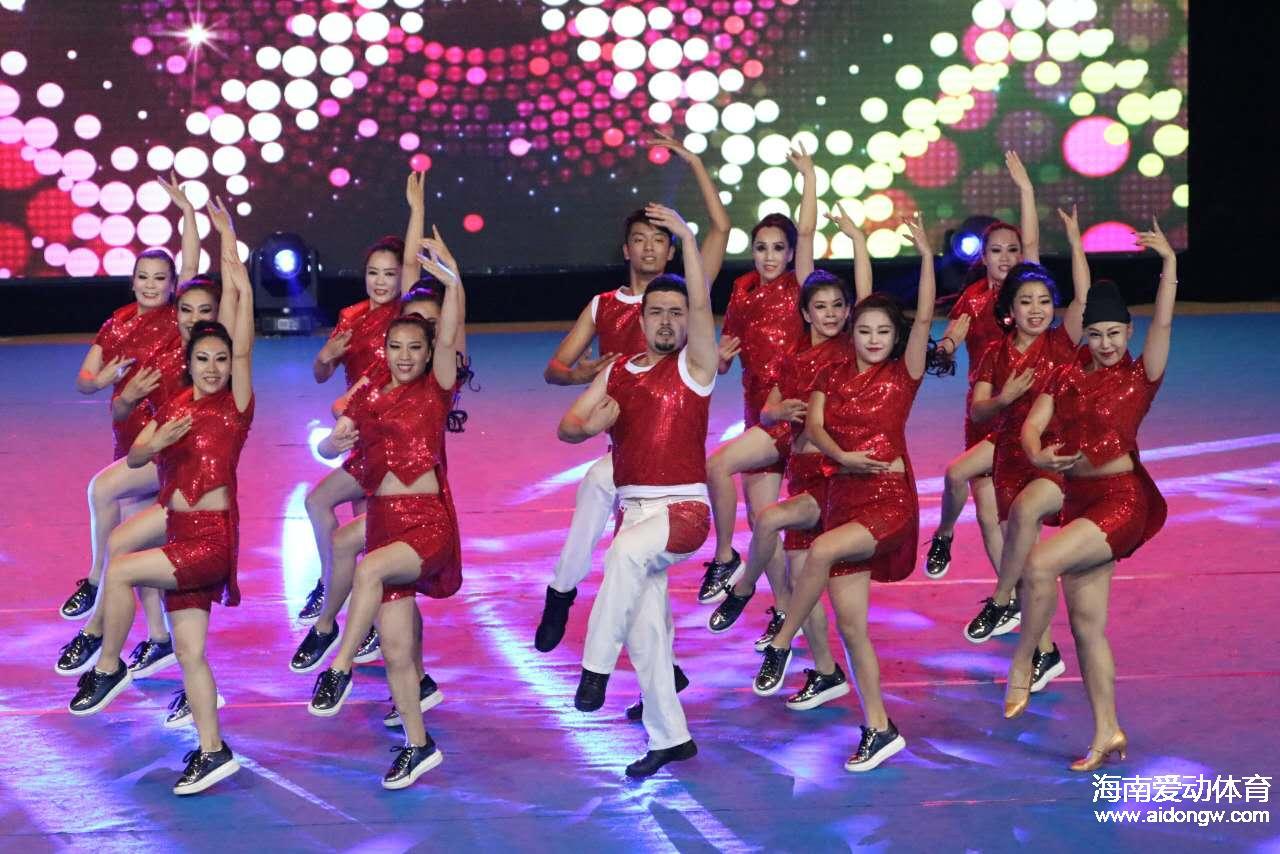 2017年全国广场舞总决赛将于11月18日在陵水开幕 全球直播+明星助阵精彩不容错过