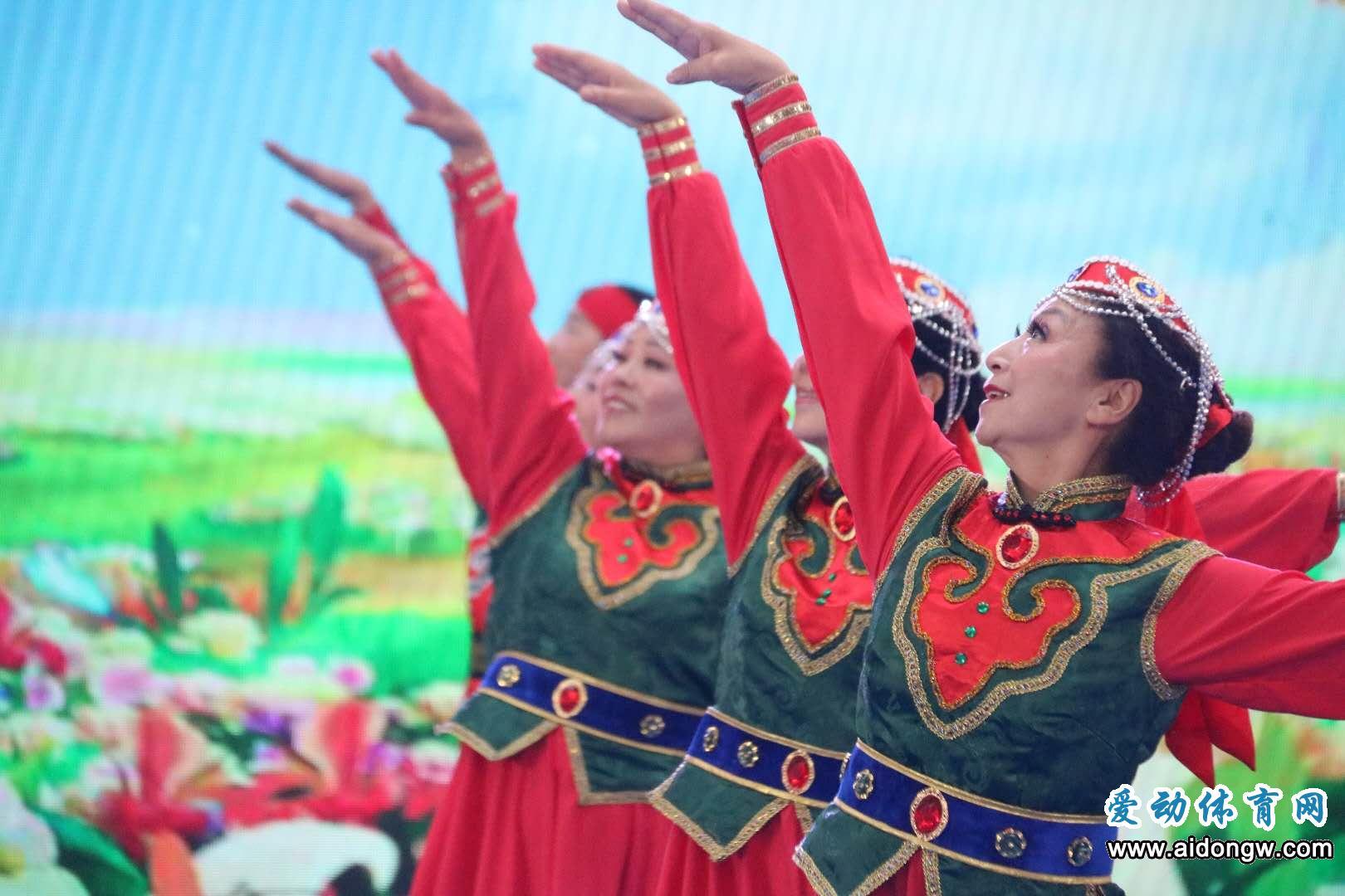 【视频】2017全国广场舞大赛总决赛自选套路比赛(海南·陵水)