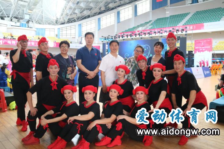 全国广场舞大赛总决赛队伍专访:坚持与磨练中破茧成蝶