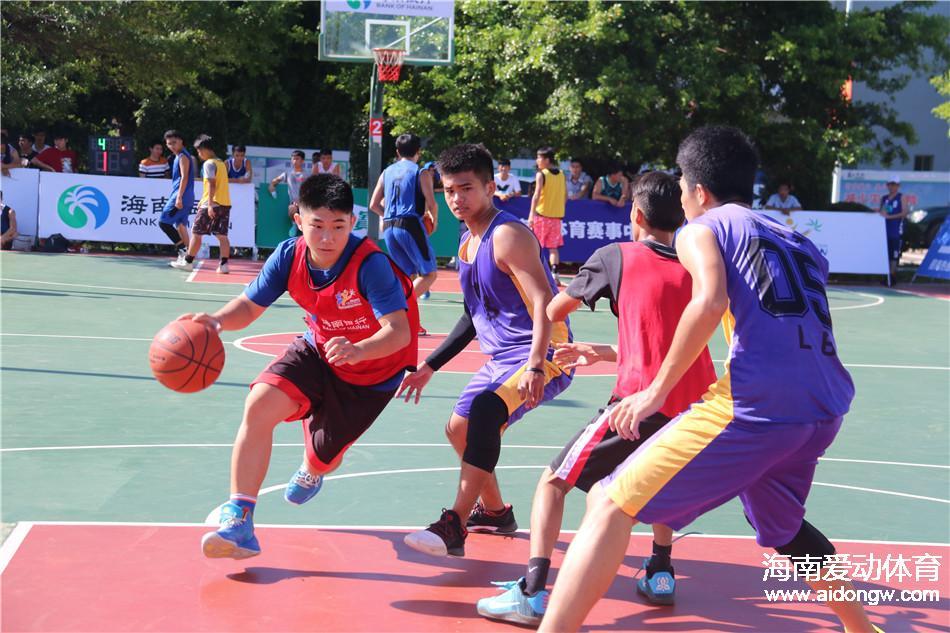 海南未入选全国青少年校园篮球特色学校名单  男女篮发展需要多方合力推进
