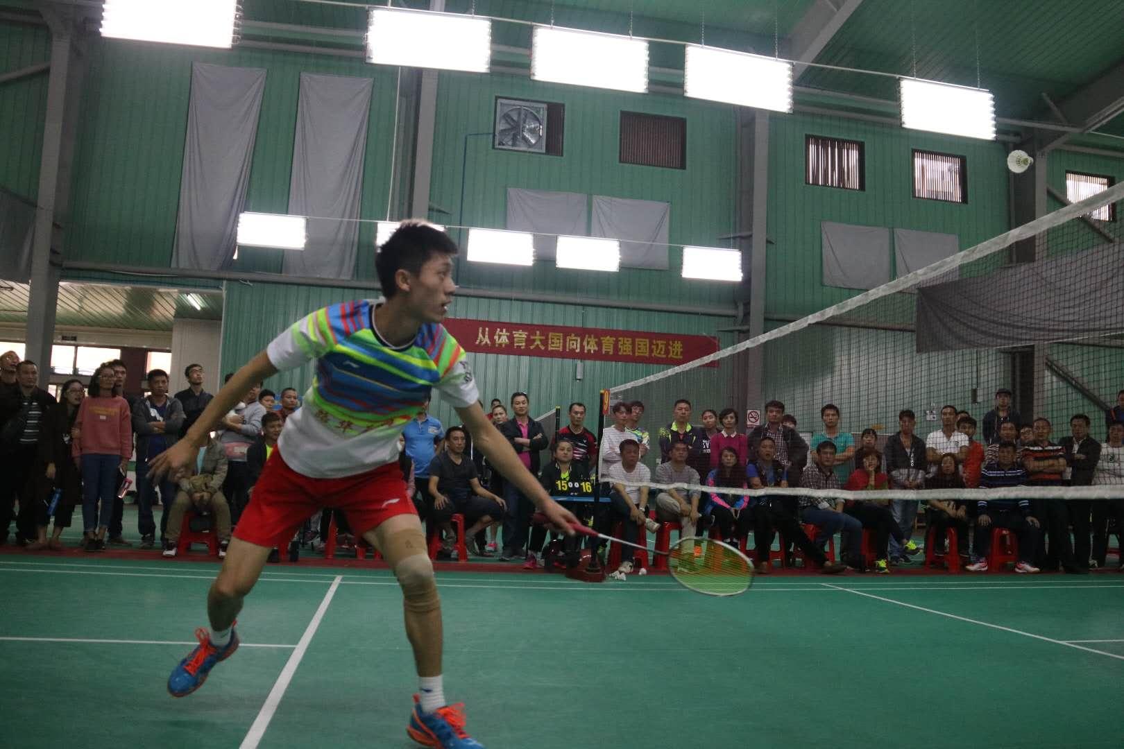 """2017""""绿橙杯""""海南业余羽毛球赛企业组比赛获奖名单出炉"""