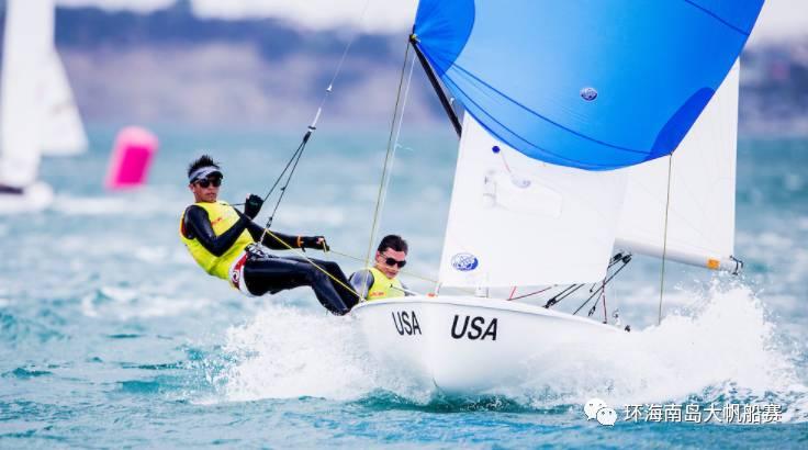 世界青年帆船锦标赛第四轮:意大利组合提前摘得一冠