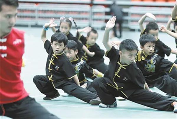 在三亚亮剑!第二届三亚国际武术节开幕