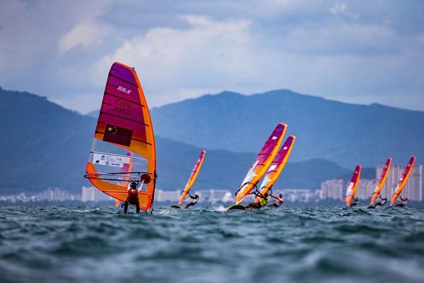 国家帆船帆板队公众开放日、沙滩跑活动等你来嗨