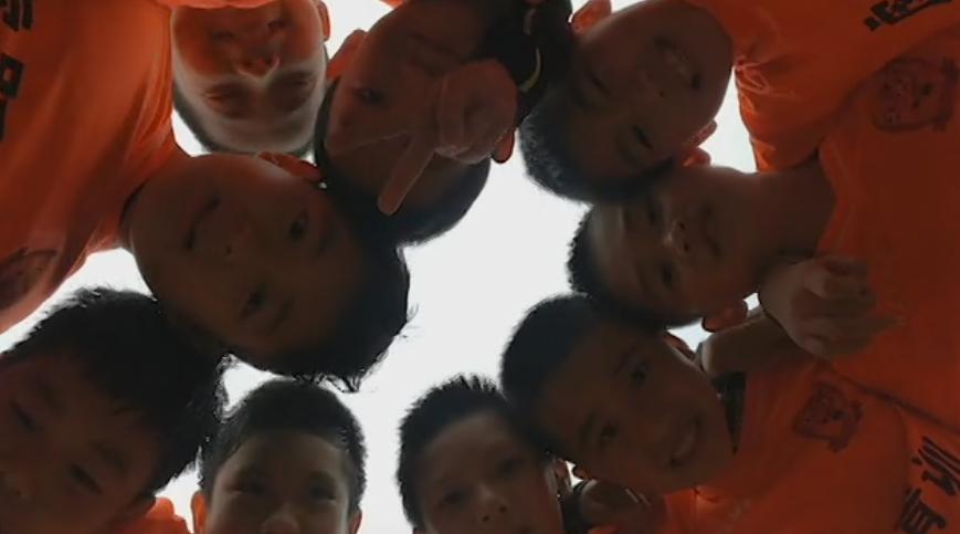 足球少年梦四方