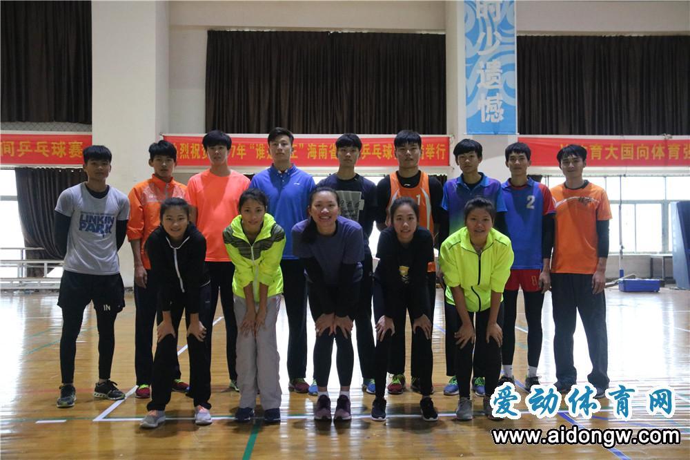 海南省沙排队进入全运新备战 锻炼新人迎省运会