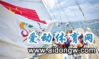 三亚号在克利伯环球帆船赛上表现出色暂列头名