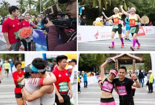 """海南(三亚)国际马拉松赛11日开跑  邀请您一同""""跑亮中国"""""""