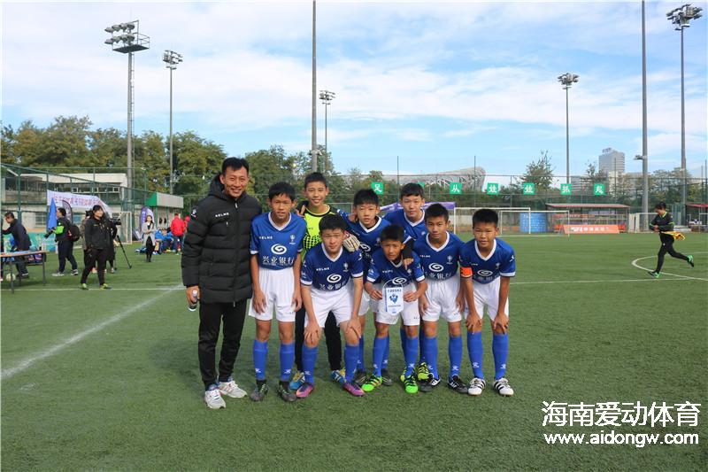 2018年全国青少年足球超级联赛分区赛本月底开赛  海中中海队新赛季再出发