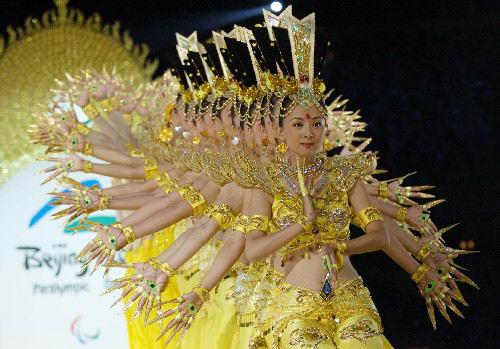 平昌冬残奥会闭幕式18日晚举行  中国元素将再次闪耀世界舞台